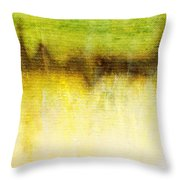 Wither Whispers II Throw Pillow