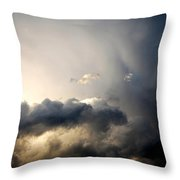 With'in  Throw Pillow