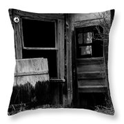Within The Shaddows 2 Throw Pillow