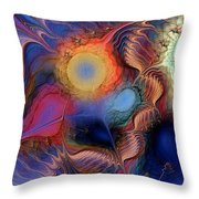 Within You And Without You Throw Pillow