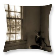 Without Throw Pillow