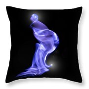 Wizardry Throw Pillow
