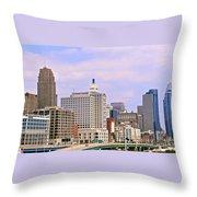 Wkrp In Cincinnati Throw Pillow