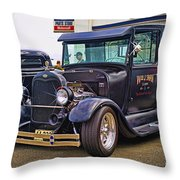 Wm J. Swan Hdroc8044-13 Throw Pillow