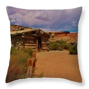 Wolfe Ranch Throw Pillow