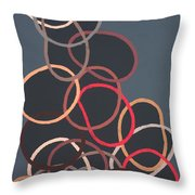Woman 1 Throw Pillow