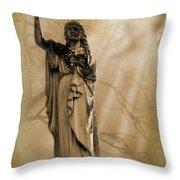 Woman The Forgotten Series 08 Throw Pillow