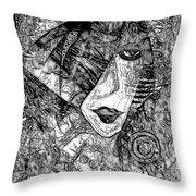 Women 0537 - Marucii Throw Pillow