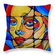 Women 450-09-13 Throw Pillow