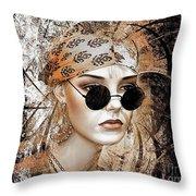 Women 549-11-13 Marucii  Throw Pillow