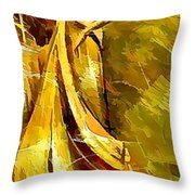 Women 643-12-13 Marucii Throw Pillow by Marek Lutek