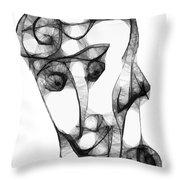 Women 653 - Marucii Throw Pillow