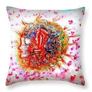 Women Empowerment Throw Pillow
