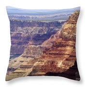 Wonder Of The World Throw Pillow