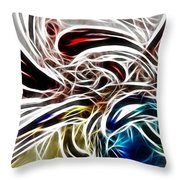 Wonderful Thoughts Throw Pillow