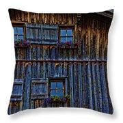 Wonderland-3 Throw Pillow