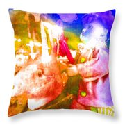 Wonderland - Toy Dreams 5 Throw Pillow