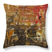 Wonders Of The World 2 Throw Pillow