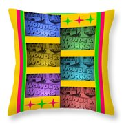 Wonderworks  Throw Pillow