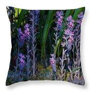 Wondrous Little Forest Throw Pillow