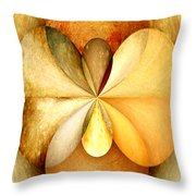 Wood Study 01 Throw Pillow