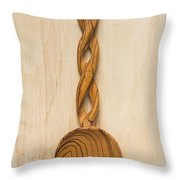 Wooden Spoon 1 A Throw Pillow