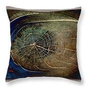 Woodeye Throw Pillow