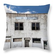 Woodgate Building Throw Pillow