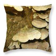 Woodland 4 Throw Pillow