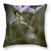 Woodland Delight 4 Throw Pillow