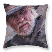 Woodrow Throw Pillow
