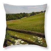Woodstock Ny Throw Pillow