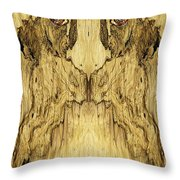 Woody #17 Throw Pillow