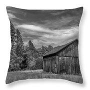Woody    7d06977 Throw Pillow