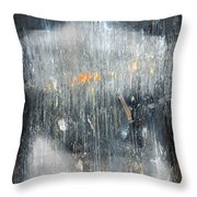 Wore Of Tears Throw Pillow