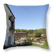 Workhouse Riverside Throw Pillow