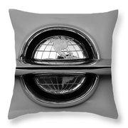 World Emblem  Throw Pillow