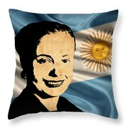 World Leaders 15 Throw Pillow