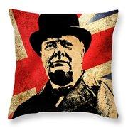 World Leaders 3 Throw Pillow