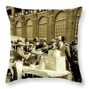 World Series 1920 Throw Pillow
