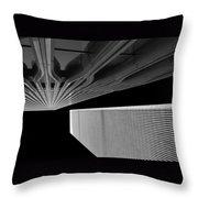 World Trade Center 3 Throw Pillow