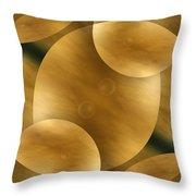 Worlds Collide 10 Throw Pillow