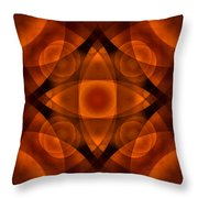 Worlds Collide 15 Throw Pillow