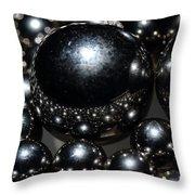 Worlds Throw Pillow