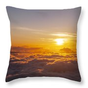 Worth The Waiting Throw Pillow