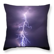 Worthy Of Praise Throw Pillow