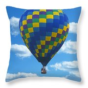Would You Like To Fly Throw Pillow