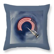 Wrapped Up Throw Pillow
