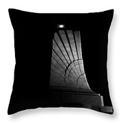 Wright Brothers National Memorial Throw Pillow