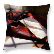 Writer - A Letter To My Brother  Throw Pillow